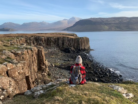 On Ulva, the Scottish island with just six residents, life goes on amid the coronavirus pandemic