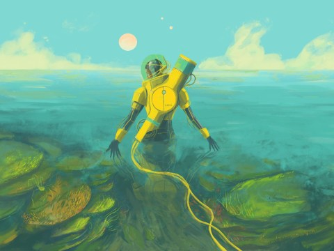 In Other Waters Nintendo Switch review – the soothing terrors of the deep