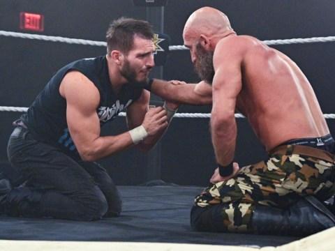 NXT results: Killer Kross stalks Johnny Gargano after final Tommaso Ciampa match