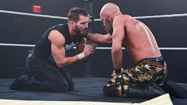 NXT superstars Johnny Gargano and Tommaso Ciampa