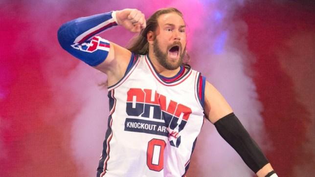 Former WWE and NXT superstar Kassisus Ohno, AKA Chris Hero