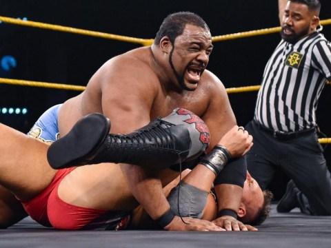 NXT results: TakeOver kicks off as Keith Lee defends the gold against Dominik Dijakovic and Damian Priest