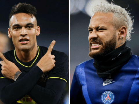 Barcelona plan to sign Neymar and Lautaro Martinez despite coronavirus crisis