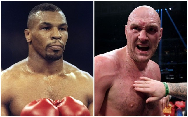 Mike Tyson has revealed his plan to beat Tyson Fury (Getty Images)