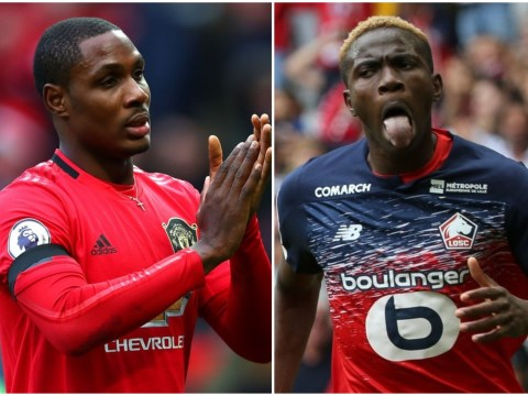 Odion Ighalo says Manchester United target Victor Osimhen is 'the future of Nigerian football'