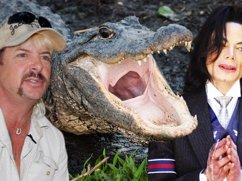 Tiger King: Michael Jackson's alligators killed in Joe Exotic's zoo fire