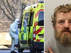 Man who stole vital NHS protective kit from ambulance jailed for six months