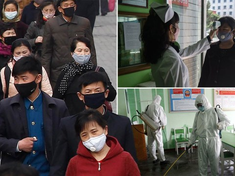 North Korea claims it has 0 coronavirus cases as global count reaches one million