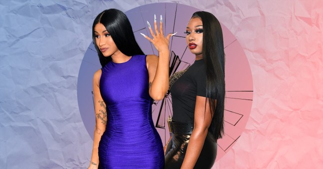 Megan Thee Stallion Wants You To Know She S Not Feuding With Cardi B Metro News