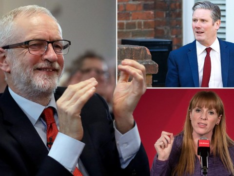 Jeremy Corbyn congratulates Keir Starmer on becoming new Labour leader