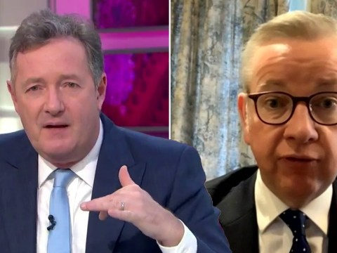 Michael Gove urges Piers Morgan: 'Don't stop being yourself' as he questions politicians amid coronavirus pandemic