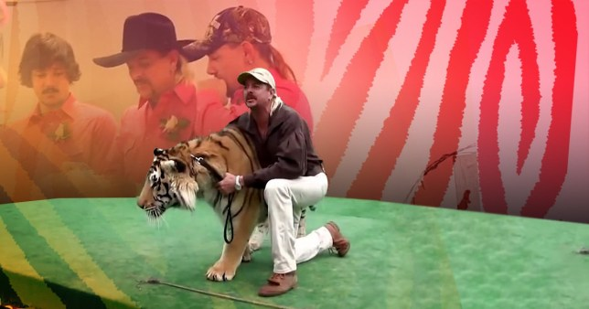 Tiger King Joe Exotic S Bizarre Youtube Channel From Wedding To