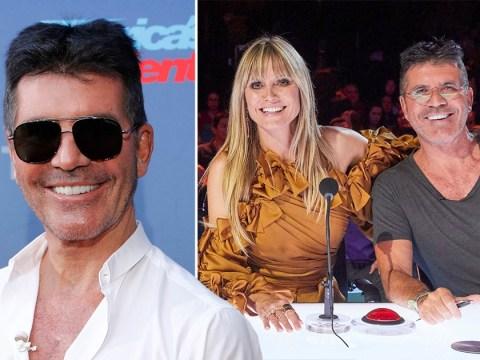 Simon Cowell was tested for coronavirus after Heidi Klum got ill on America's Got Talent set