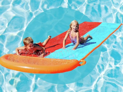 Argos is doing two for £30 on toys including paddling pools, playhouses, prams, and water slides