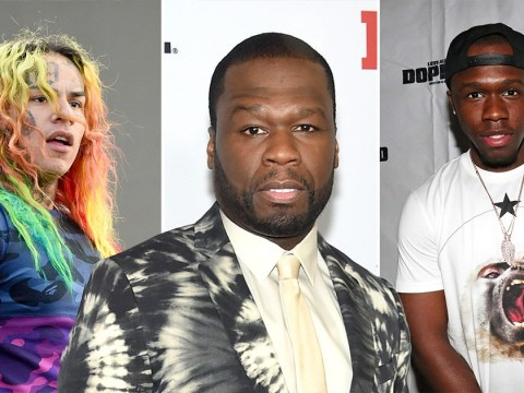 50 Cent says he would rather have Tekashi 6ix9ine as a son instead of Marquise Jackson