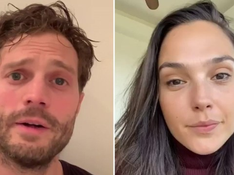 Jamie Dornan defends Gal Gadot's Imagine video: 'She was trying to do a good thing'