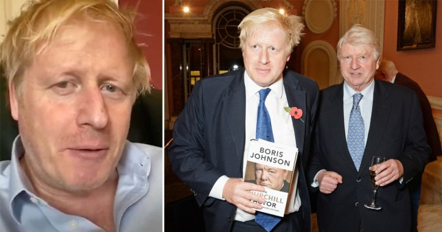 Boris\'s dad went onto Radio 4 to say his son had \'taken one for the team\'