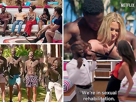 Netflix's new dating show Too Hot to Handle is basically a Love Island where kissing is banned
