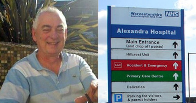 Two deaths of NHS workers