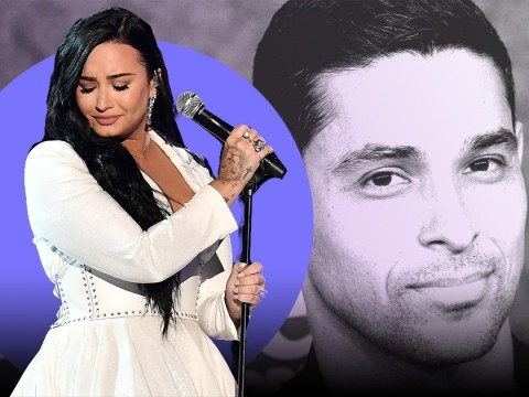 Demi Lovato reveals she isn't 'close' to ex Wilmer Valderrama following his engagement to Amanda Pacheco