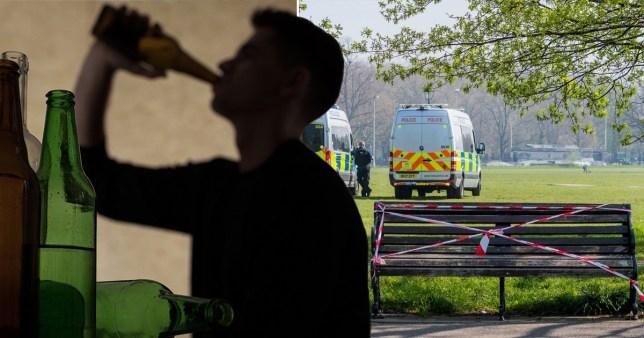 Lockdown alcohol crisis