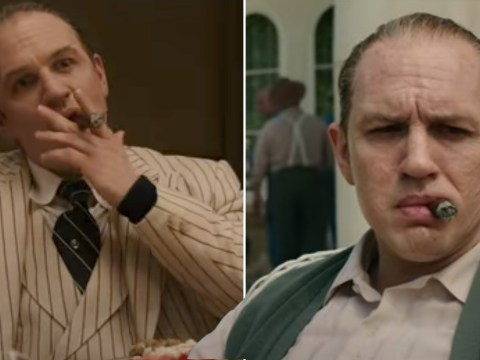 Tom Hardy looks unrecognisable as Al Capone in first trailer for gangster movie