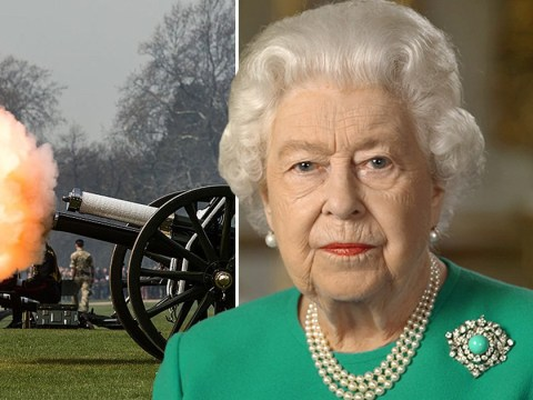 Queen Elizabeth cancels birthday gun salutes for first time in 68 years
