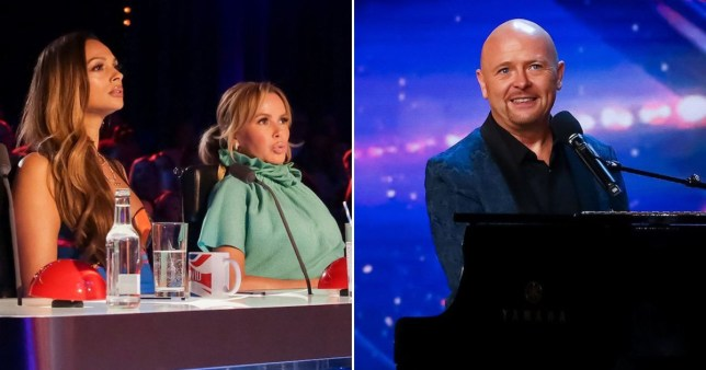 Britain S Got Talent 2020 Amanda Holden And Alesha Dixon In Tears Over Comedian S Act Metro News