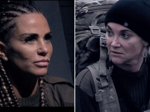 Anthea Turner predicts coronavirus lockdown will be 'good' for Katie Price after SAS: Who Dares Wins struggle