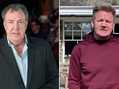 Jeremy Clarkson defends stars like Gordon Ramsay self-isolating in their second homes and brands irked neighbours as 'bitter'
