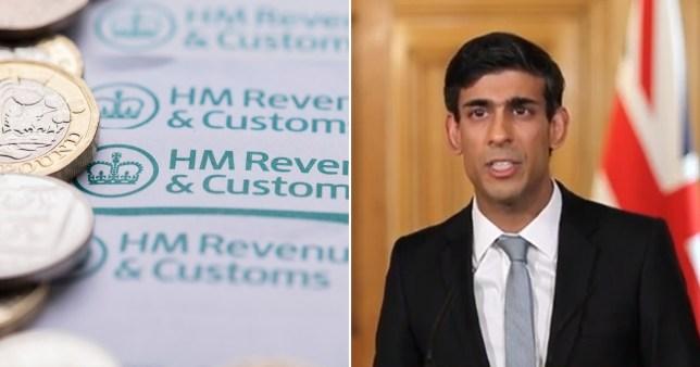 Rishi Sunak on government's furlough scheme