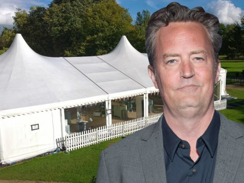 Friends star Matthew Perry tipped for Celebrity Bake Off 2021 and could we BE anymore excited?