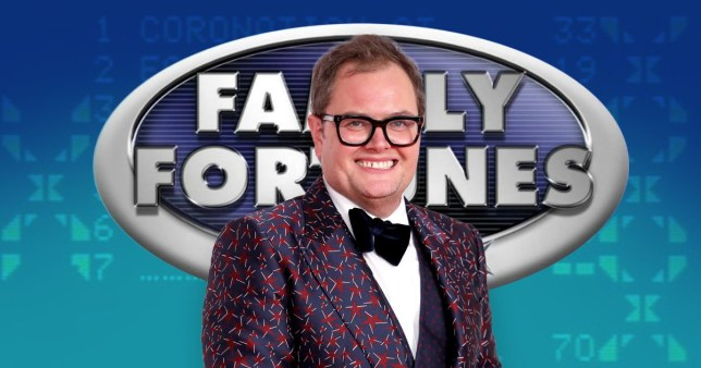ITV bringing back Family Fortunes with a lockdown twist