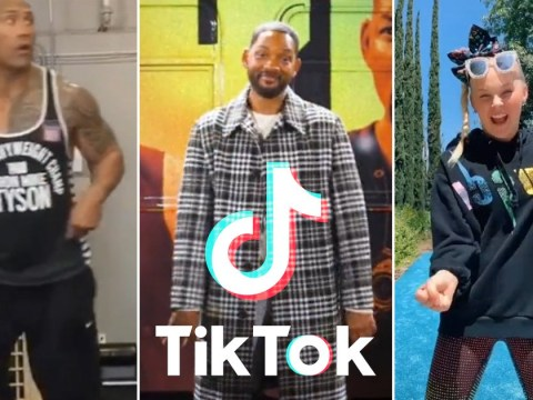 Will Smith tops celebrity TikTok rich list as Dwayne Johnson and JoJo Siwa rack up the numbers
