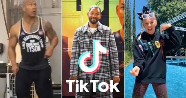 Celebrity TikTok rich list