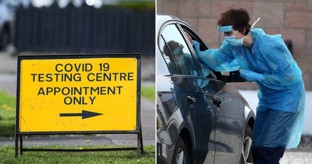 10,000,000 key workers can get tested from today (Picture: PA)