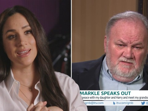 Newspaper denies 'stirring up' rift between Meghan Markle and her father