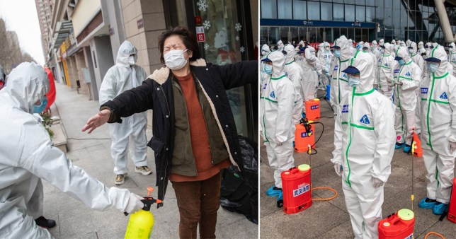 Wuhan, where the pandemic began, has no remaining cases in its hospitals, a health official said