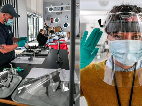 Prisoners and Royal Mint join national effort to provide PPE for NHS