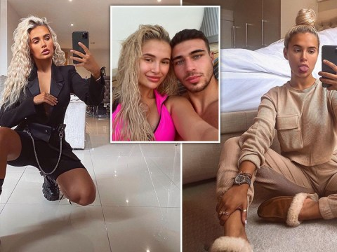 Inside Love Island stars Molly-Mae Hague and Tommy Fury's luxury apartment where they're self-isolating