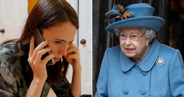 Queen phones to check in on New Zealand as lockdown is slowly lifted
