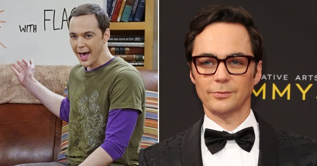 The Big Bang Theory's Jim Parsons