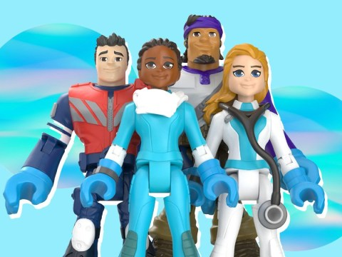 Mattel creates new toys to honour workers on the frontlines of the coronavirus pandemic