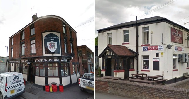 Police inspected a pub after a tip off from locals it was hosting a lock-in