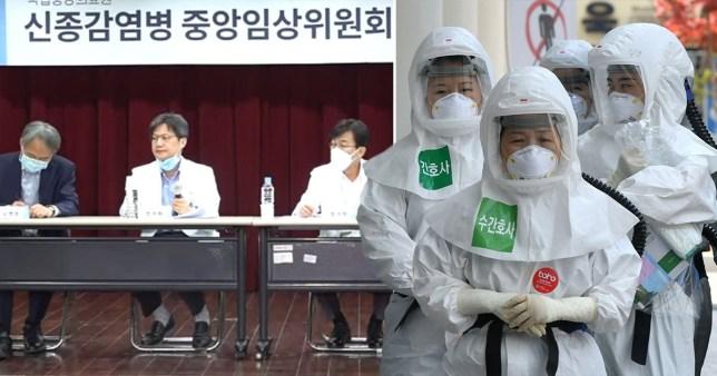 south korea coronavirus relapse