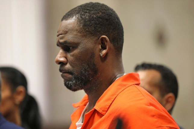 FILE - In this Sept. 17, 2019 file photo, R. Kelly appears during a hearing at the Leighton Criminal Courthouse in Chicago. The singer pleaded not guilty on Wednesday, Dec. 18, 2019, in federal court in the Brooklyn borough to New York, to charges he schemed to pay for a fake ID for an unnamed female the day before he married teen R&B singer Aaliyah in 1994. (Antonio Perez/Chicago Tribune via AP, Pool, File)