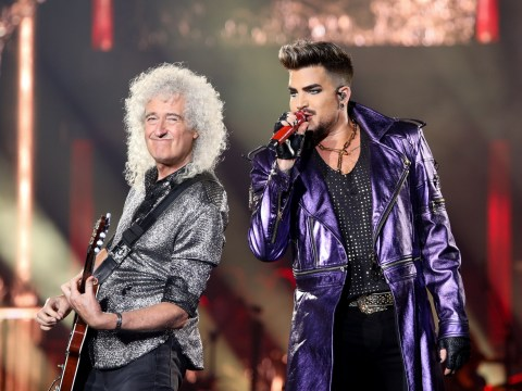 Queen's Brian May and Adam Lambert recorded NHS charity single on their phones in coronavirus lockdown