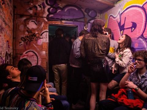 Photo series captures one last coke-fuelled underground party before the coronavirus lockdown