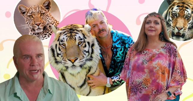 Ultimate Tiger King quiz (Picture: Netflix, Getty)