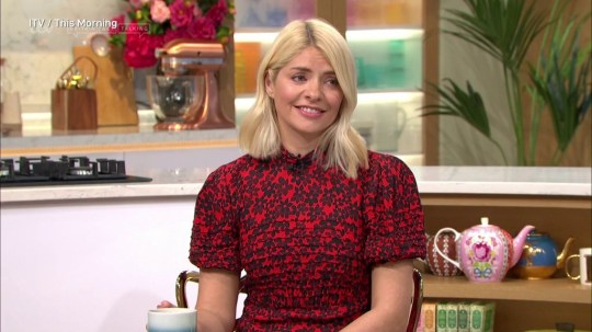 Holly Willoughby tears up over Phillip Schofield friendship